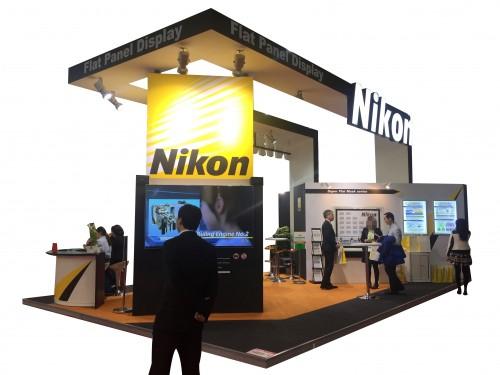 绿色展位Nikon  54C10016L