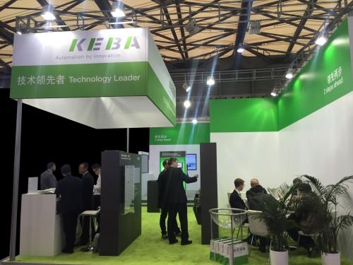 绿色展位KEBA  54B10041L