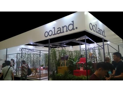 绿色展位ooland.  108B10025L