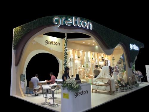 智慧展台gretton72D10004Z