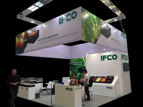 绿色展位IFCO   36C10081L