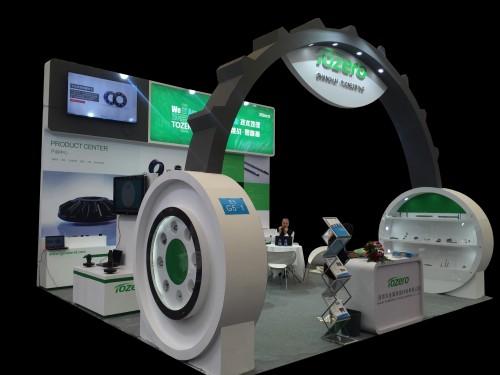 智慧展台上海领异金属表面材料有限公司36C10009Z
