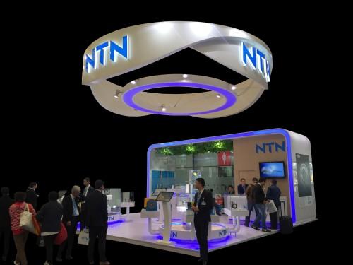 智慧展台NTN81C10009Z