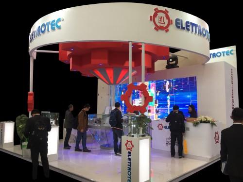 智慧展台ELETTROTEC81C10010Z