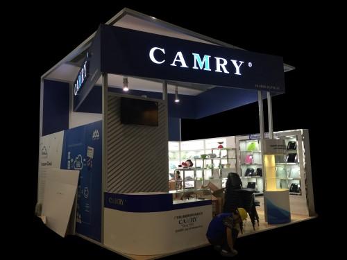 智慧展台CAMRY广东香山衡器集团股份有限公司36C10013Z