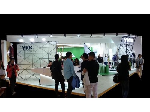 绿色展位YKK81C10022L