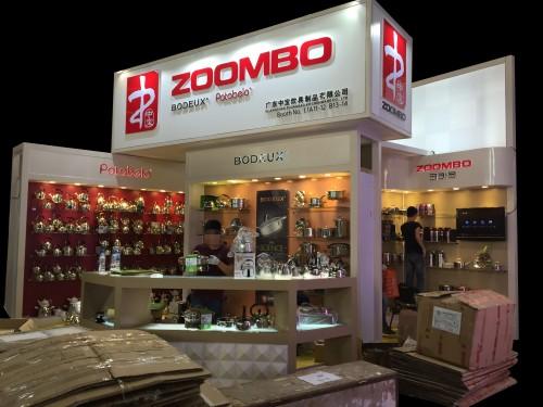 绿色展位ZOOMBO  -36C10018L